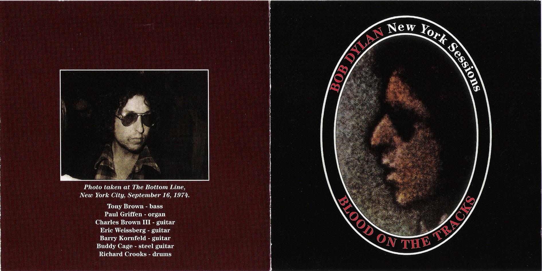 bootleg cd artwork b bott ny sessions front