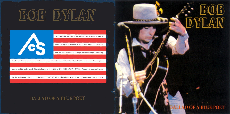 Bootleg CD artwork